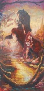 Horse of Tamar 1