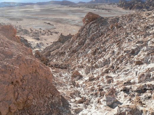 Atacama Desert (Creative Commons)