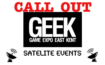 GEEK CALL OUT