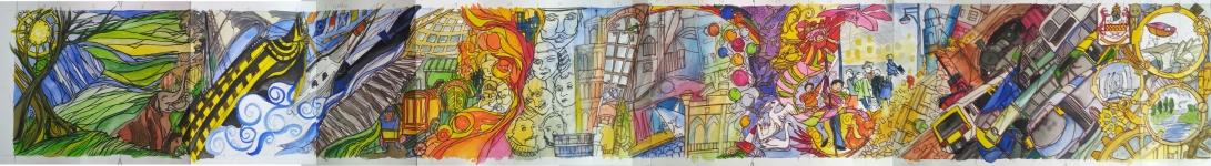 Mural draft