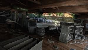 TLOU Bus Depot