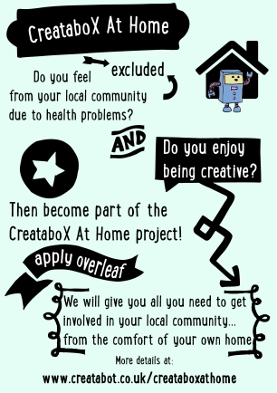 CreataboX Flyer