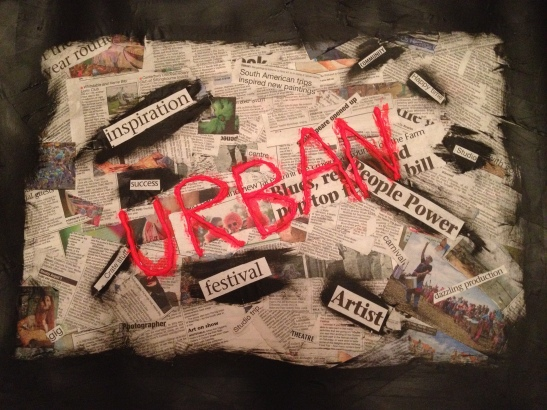 Urban Mixed Media