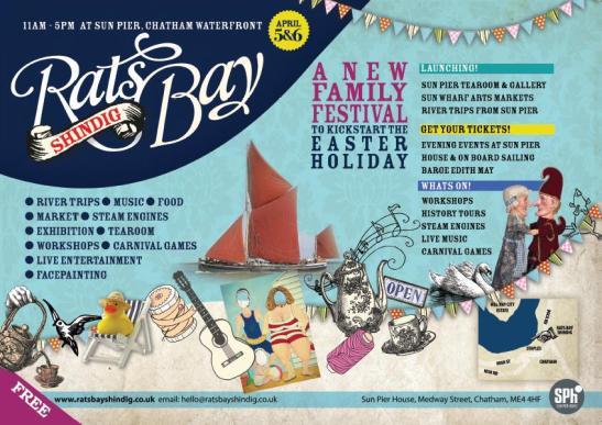Rats Bay poster