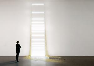 James Geurts. Tidal Topography 10 2012. Dalhousie Art Gallery, Halifax. Light installation resize