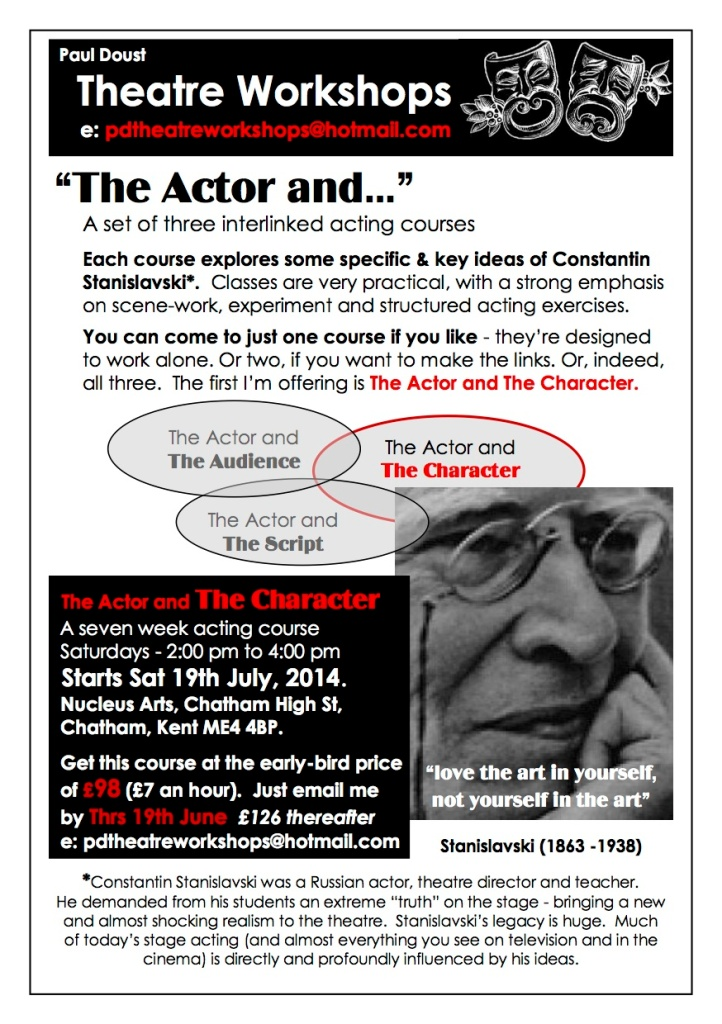 The Actor and...