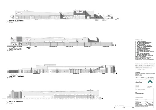 AED-21-XX-X-001 - REVA - Proposed Elevations