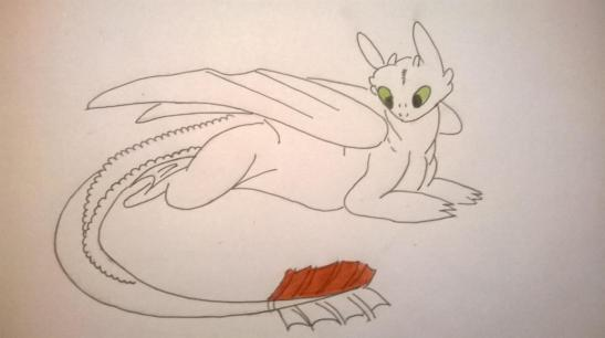 90 HOW TO DRAW TOOTHLESS FROM HOW TO TRAIN YOUR DRAGON 1