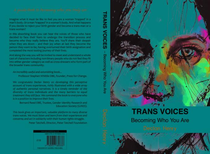 Trans Voices Cover